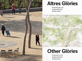 Joan Oliver park and the Altres Glories book have been chosen as finalists in 2017 FAD Awards