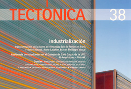 ETSAV building is published in Tectónica