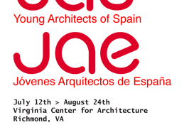 The Young Architects of Spain exhibition continues her roaming for USA