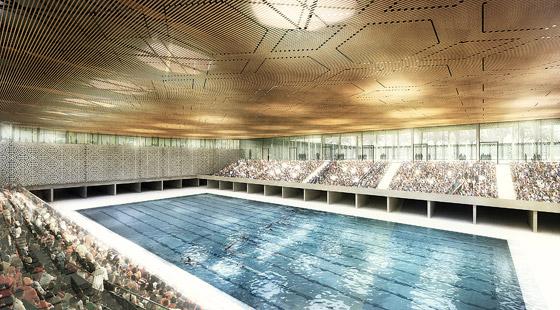 Dataae for Piscina olimpica barcelona