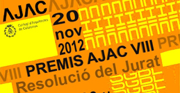 DATAAE wins the AJAC Awards 2012 in two different categories