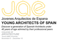Young Architects of Spain s'exposa al College Station de Texas